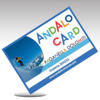 Andalo Card Winter